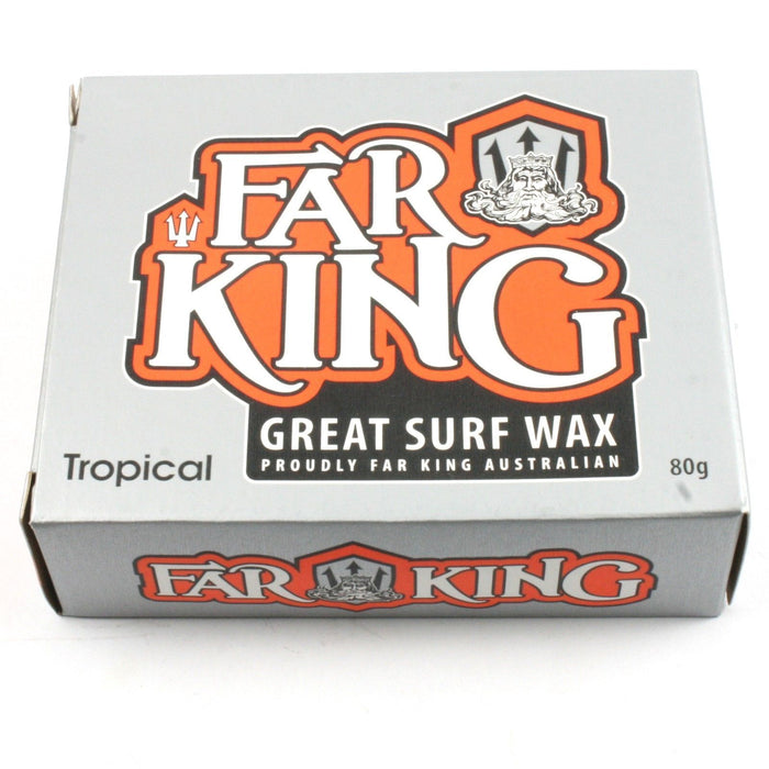 Far King Original Tropical Surfboard Wax Block