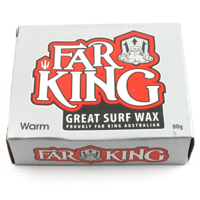 Far King Original Warm Surfboard Wax Block