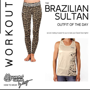Brazilian Sultan Outfit Ideas