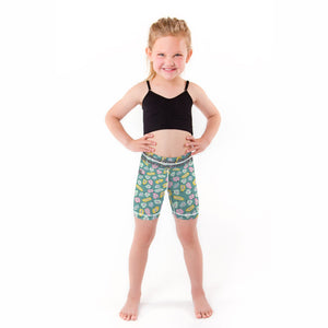 Girls' Short Tights