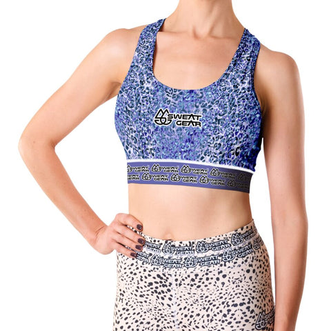 Azure Crop Top (Sweatgear)