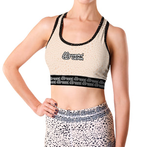 Bare Panther Crop Top (Sweatgear)
