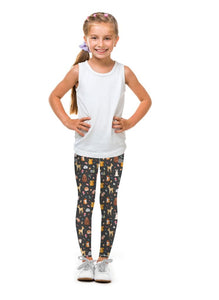 Berry Adorable Tight (Sweatgear.Kids)