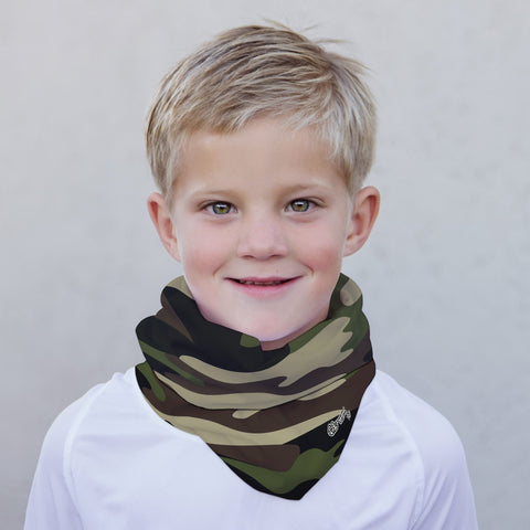 Camo Boys Buff (Sweatgear.Kids)