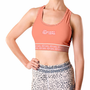 Coral Reef Crop Top (Sweatgear)