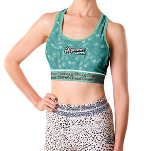 Deep Oregon Crop Top (Sweatgear)