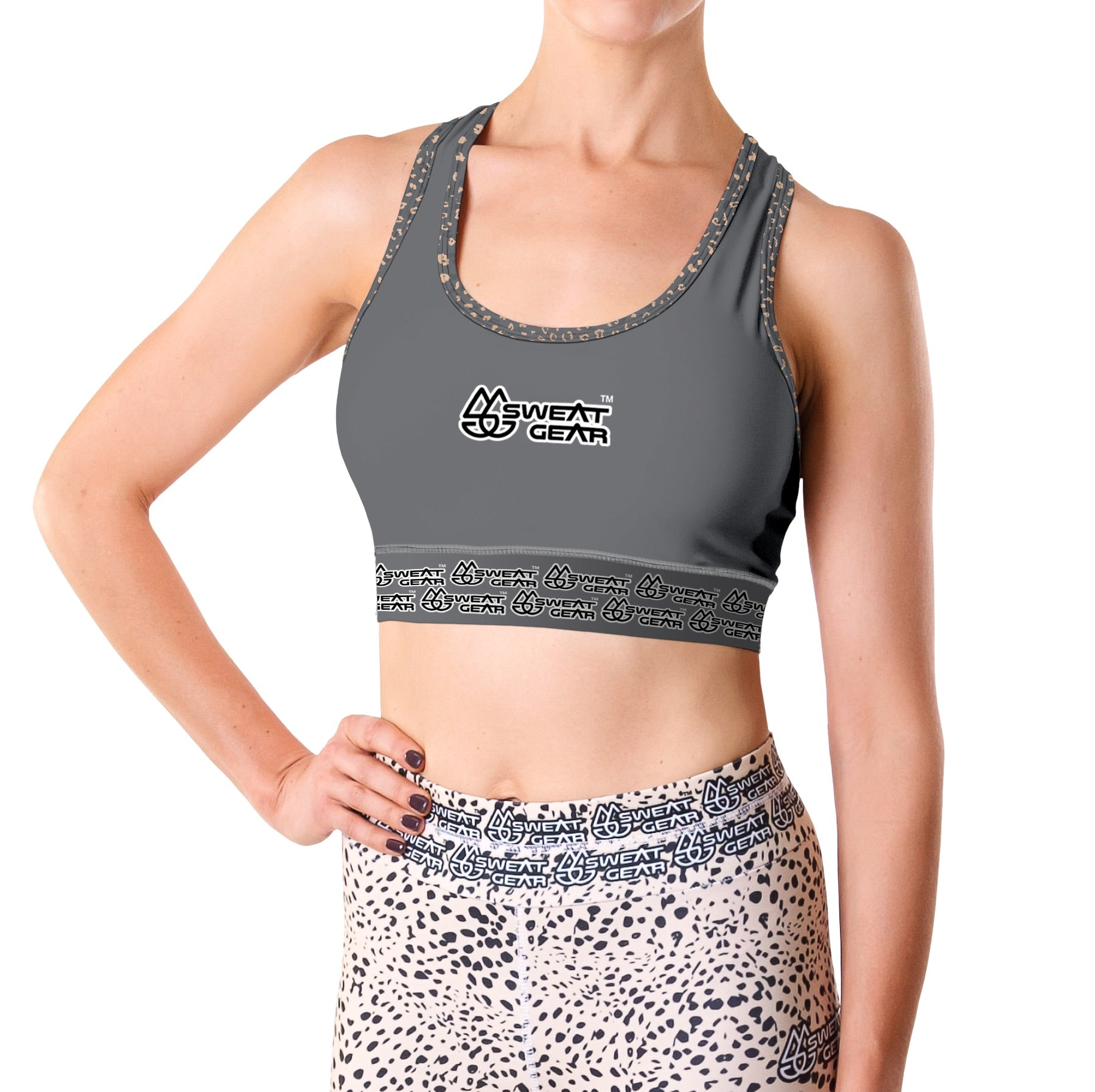 Earl Grey Crop Top (Sweatgear)