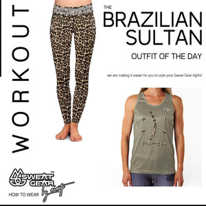 Brazilian Sultan Tight / You Decide Vest
