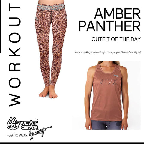 Amber Panther Tight / Amber Panther Vest