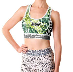 Ferntastic Crop Top (Sweatgear)