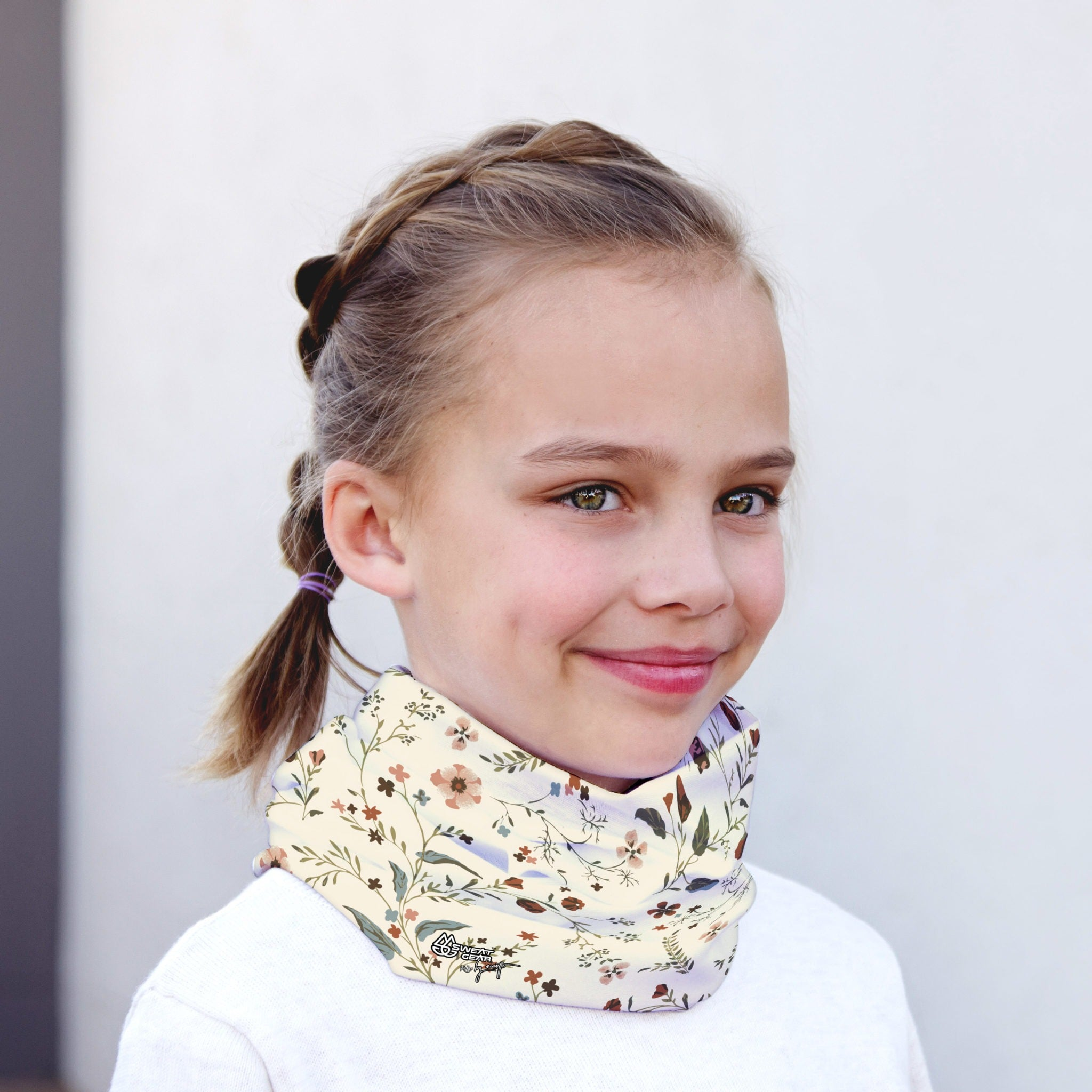 Fleur Buff (Sweatgear.Kids Designed by Minnette)