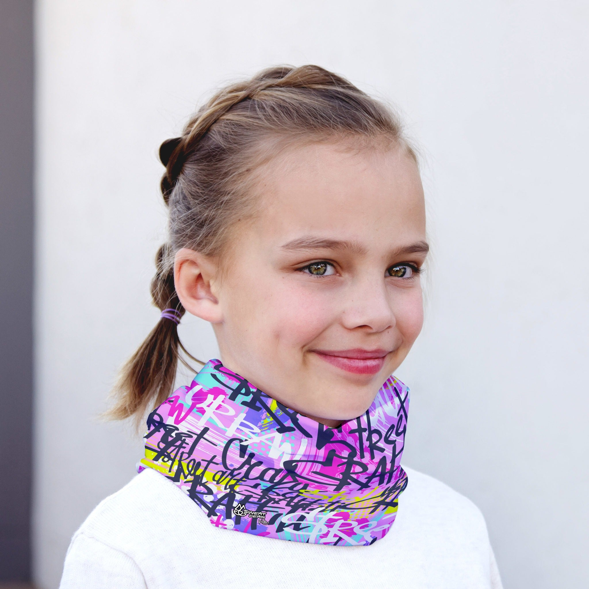 Graffiti Girl Buff (Sweatgear.Kids)