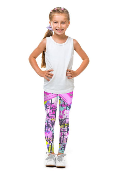 Graffiti Girl Tight (Sweatgear.Kids)