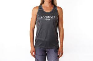 Shake Up! Grey Vest (Sweatgear)