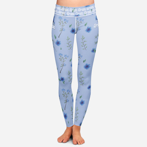 Indigo Poplar Tight (Sweatgear)