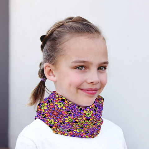 Kaleidoscope Buff (Sweatgear.Kids)