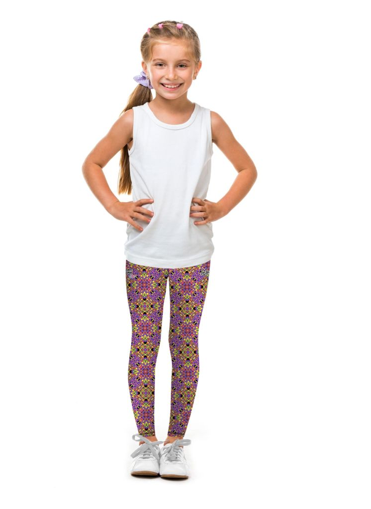Kaleidoscope Tight (Sweatgear.Kids)