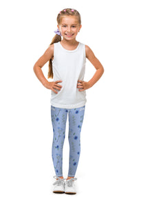 Indigo Poplar Tight (Sweatgear.Kids)