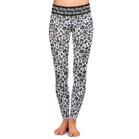 Leopard Topaz Tight (Sweatgear)