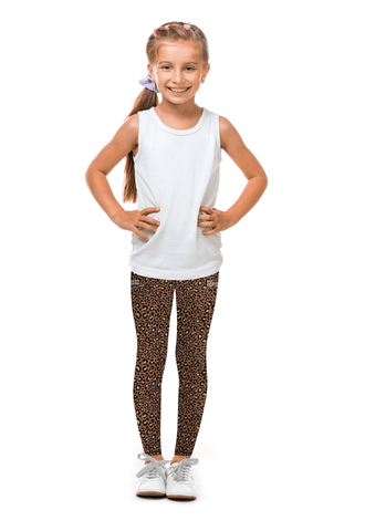 Maple Jaguar Tight (Sweatgear.Kids)