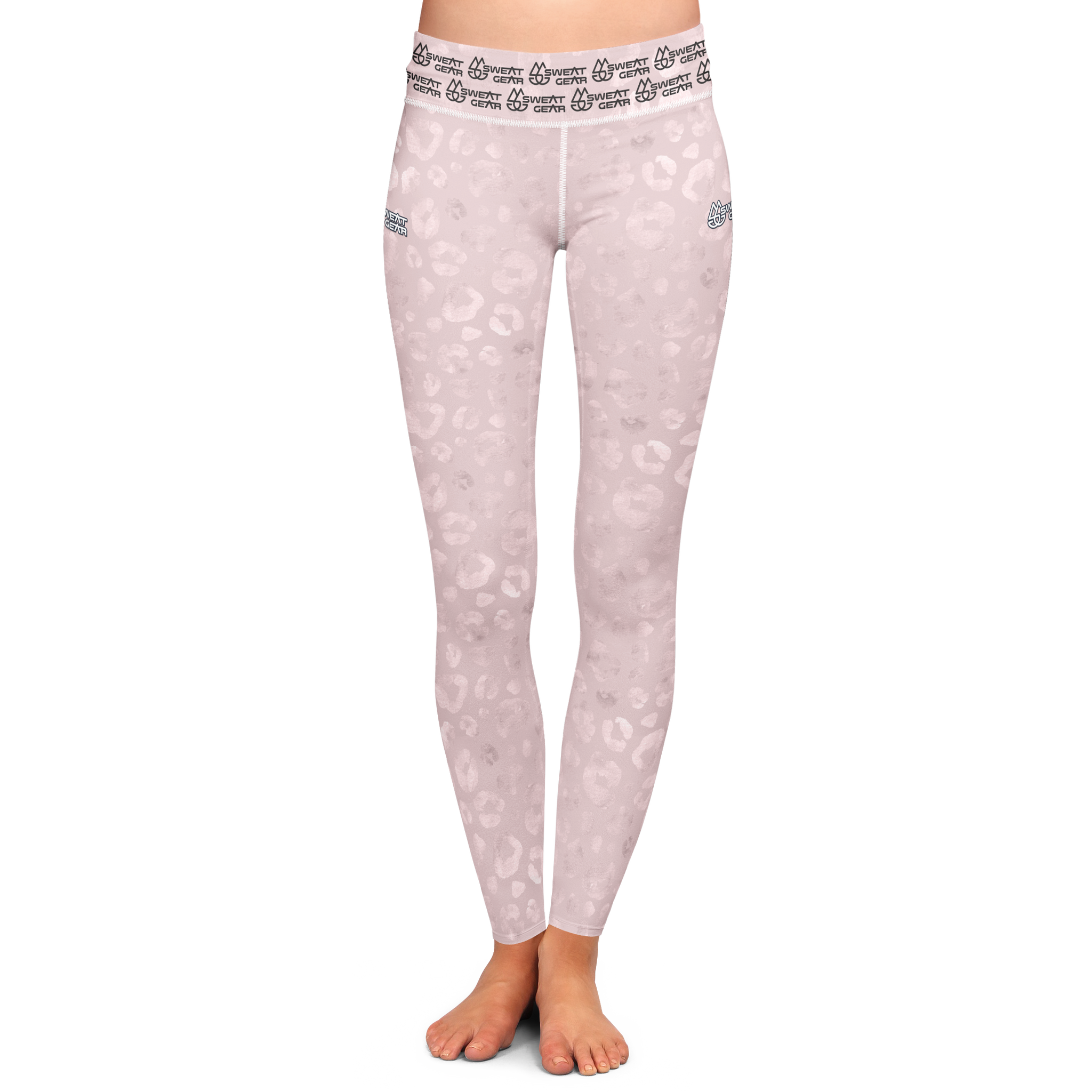 Marble Leopard Tight (Sweatgear)