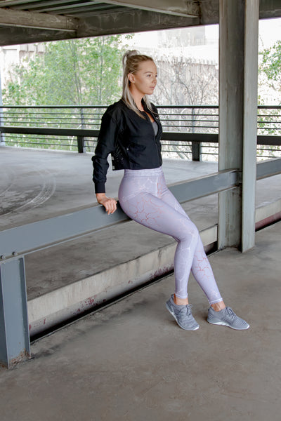 Marble Rose Tight (Sweatgear)