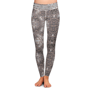 Metal Leopard Tight (Sweatgear)