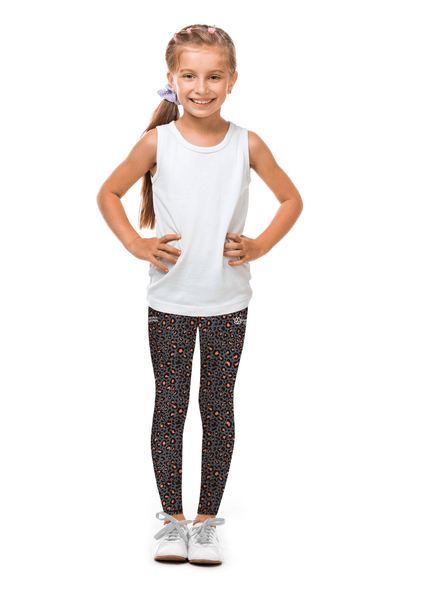 Night Jaguar Tight (Sweatgear.Kids)