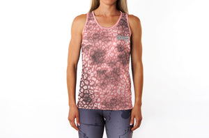 Rose Gold Leopard Vest (Sweatgear Designed by Minnette)