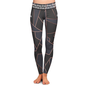 Rose Gold Mosaic Tight (Sweatgear)