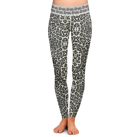 Snow Leopard Tight (Sweatgear)
