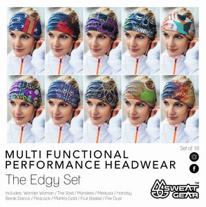 The Edge Set (Sweatgear)