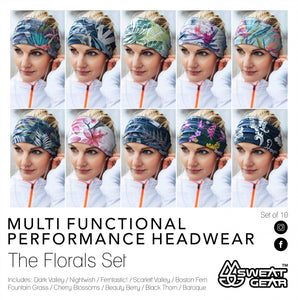 The Florals Set (Sweatgear)