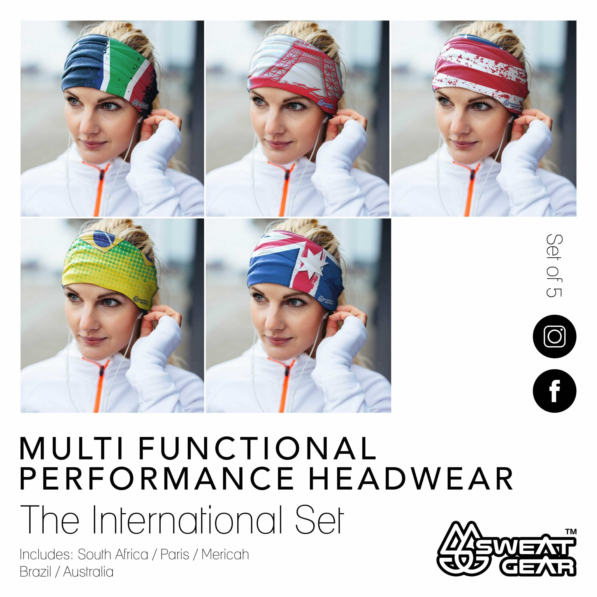 The International Set (Sweatgear)