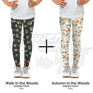 Bundle of 2: Walk in the Woods + Autumn in the Woods (Sweatgear.Kids Designed by Minnette)