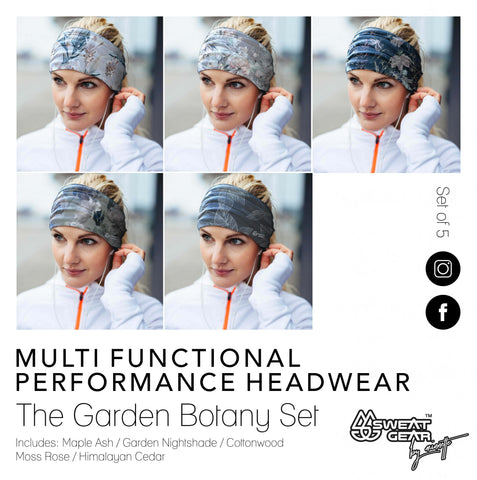 The Garden Botany Set (Sweatgear)