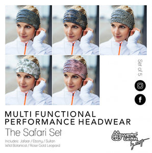 The Safari Set (Sweatgear)
