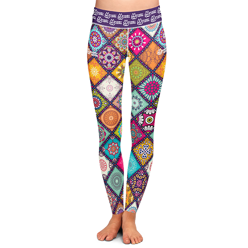 Tapestry Tight (Sweatgear)