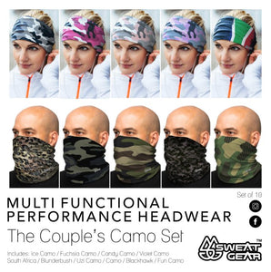The Couple's Camo Set (Sweatgear)