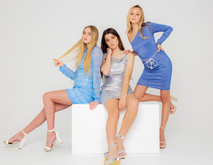 Spring Dresses! Australian models Ivy, Summer and Emma wearing the Gianna, Sienna and Shana Dresses!