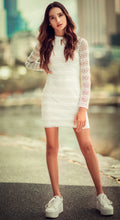 SHANA DRESS WHITE