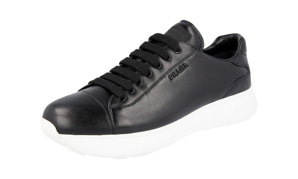 Prada Women's 1E664I 3O42 F0967 Leather Sneaker