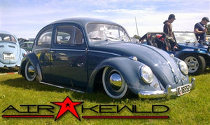 AirKewld Classic VW Beetle Complete Air Ride Kit 1949-1965