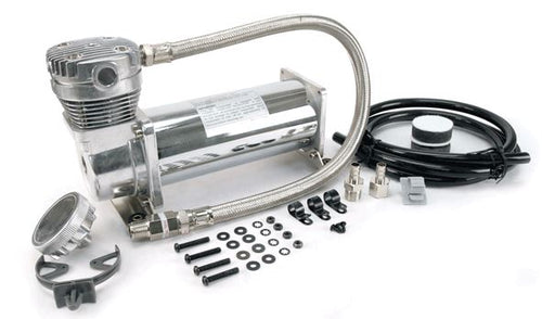 Viair 460C Compressor - Chrome
