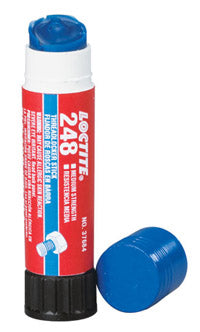 Loctite 248 QuickStix Threadlocker, Medium Strength, 19g
