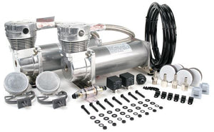 Viair 480C Compressor - Chrome - Dual Pack