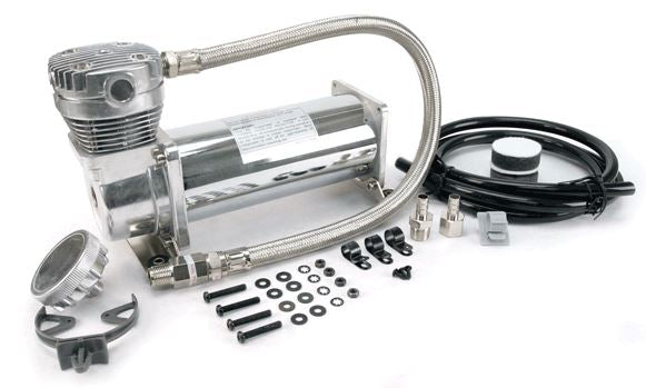 Viair 480C Compressor - Chrome