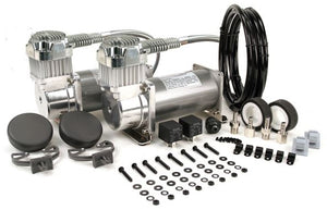 Viair 380C Compressor - Chrome - Dual Pack