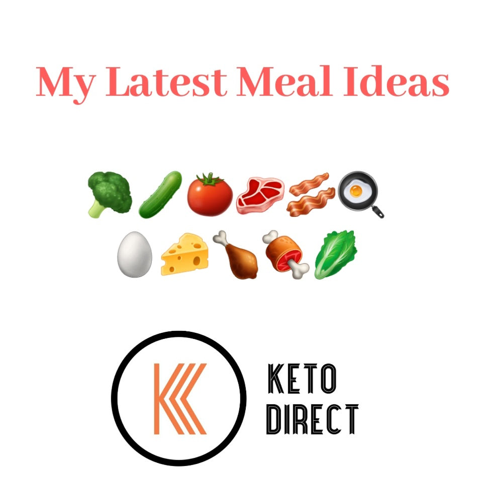 My Latest Meals ideas