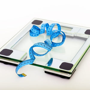 What scale do you use to measure your goal weight?